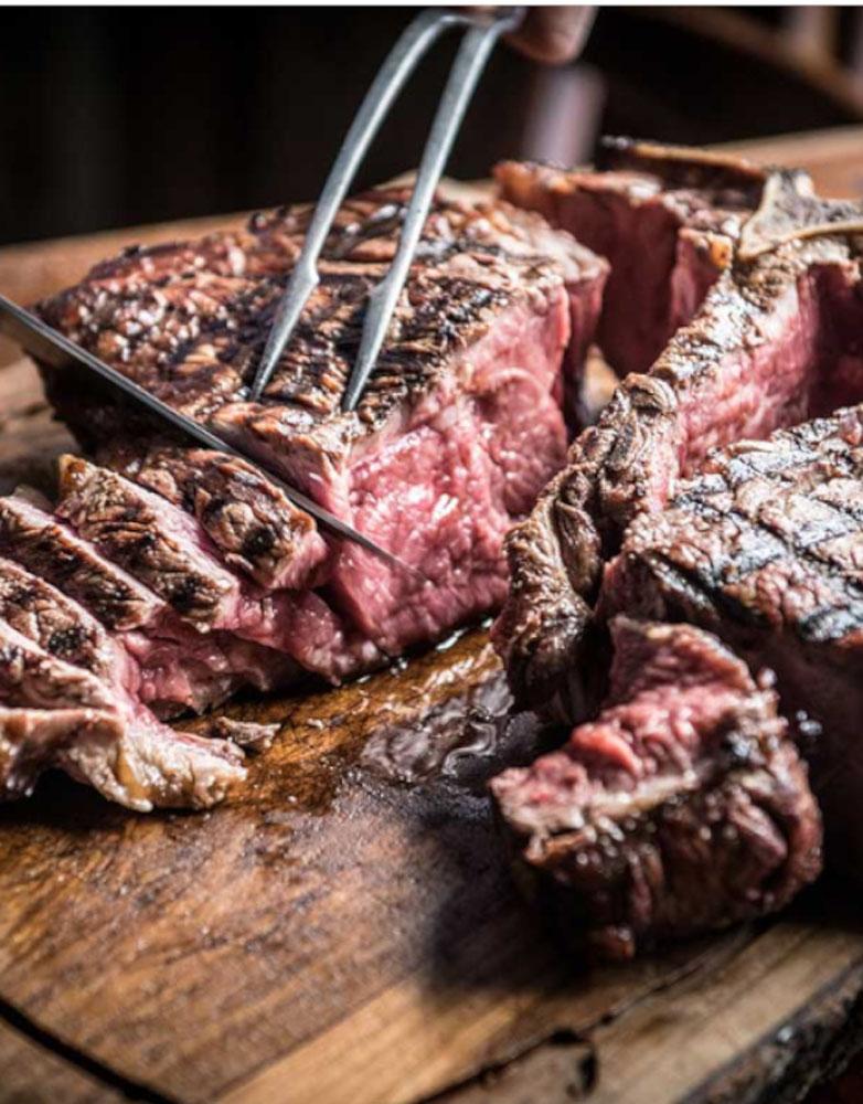 Le grandi bistecche