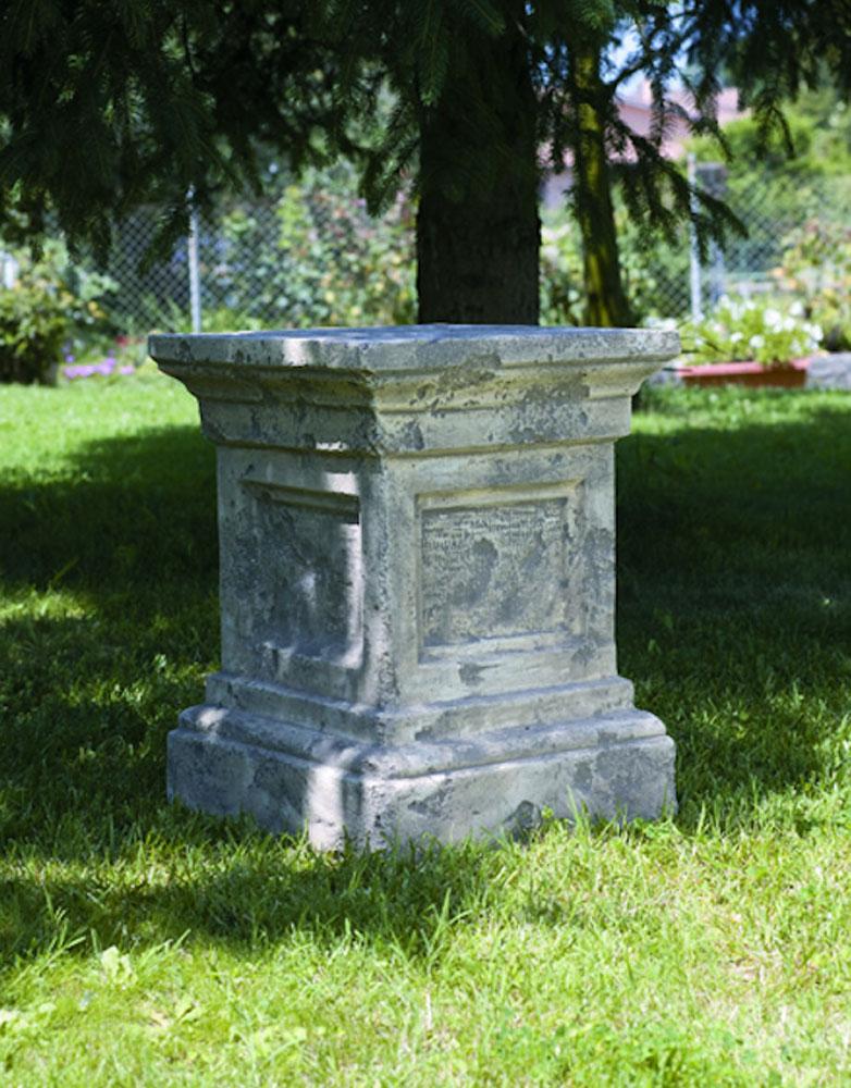 Base pilastro Greco