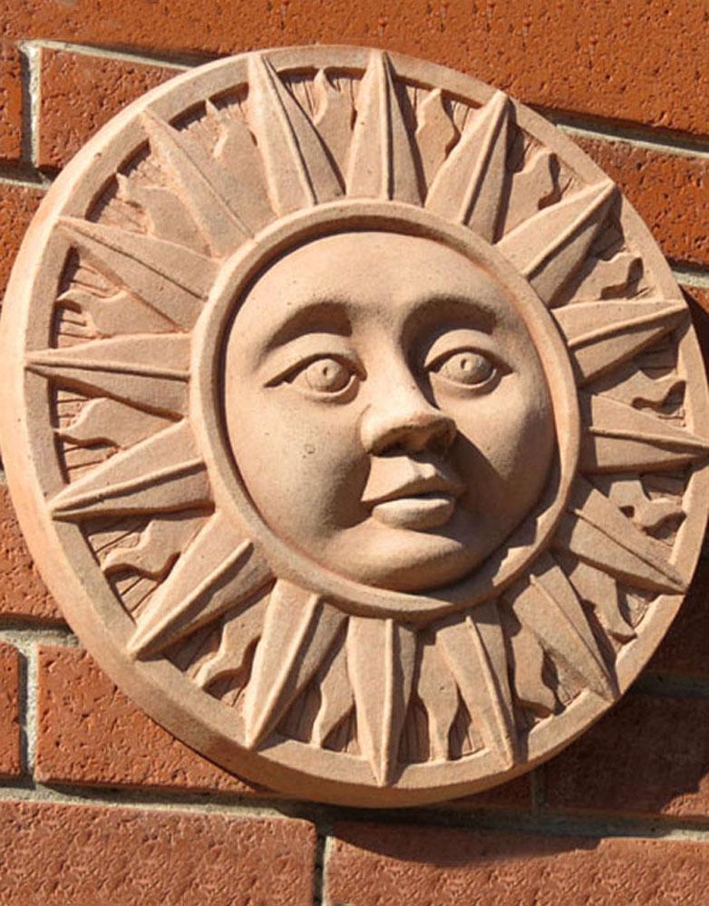 Bassorilievo Sole